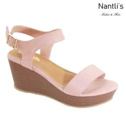 AN-Sabana-10 Pink Zapatos de Mujer Mayoreo Wholesale Women Shoes Nantlis