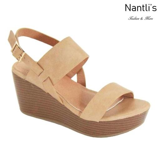 AN-Sabana Almond Zapatos de Mujer Mayoreo Wholesale Women Shoes Nantlis