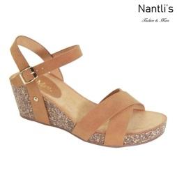 AN-Sonya Chesnut Zapatos de Mujer Mayoreo Wholesale Women Shoes Nantlis
