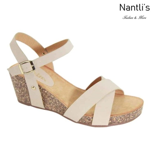 AN-Sonya Nude Zapatos de Mujer Mayoreo Wholesale Women Shoes Nantlis