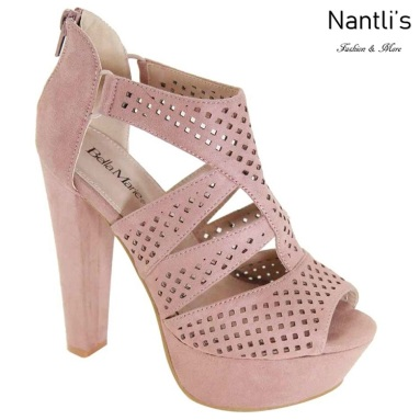 AN-Stride-15 Mauve Zapatos de Mujer Mayoreo Wholesale Women Shoes Nantlis