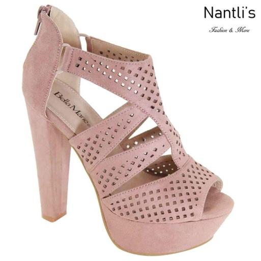AN-Stride-15 Mauve Zapatos de Mujer Mayoreo Wholesale Women Shoes Nantlis
