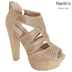 AN-Stride-15 Natural Zapatos de Mujer Mayoreo Wholesale Women Shoes Nantlis