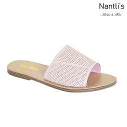 AN-Woody-5 Rose Zapatos de Mujer Mayoreo Wholesale Women Shoes Nantlis