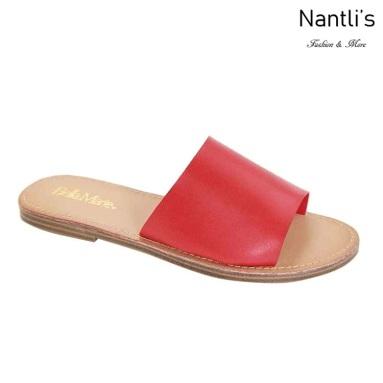 AN-Woody Red Zapatos de Mujer Mayoreo Wholesale Women Shoes Nantlis