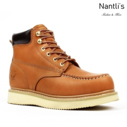 AS-650 Cali Gold Botas de Trabajo Mayoreo Wholesale Work Boots Nantlis
