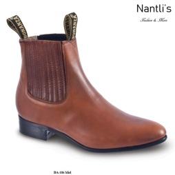 BA106 Honey Botines Charros Equestrian Paddock Boots Nantlis