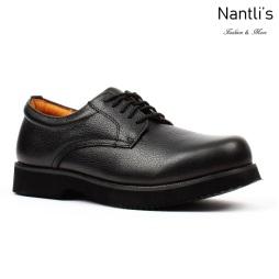 BA-400 black Zapatos de Trabajo Mayoreo Wholesale Work Shoes Nantlis