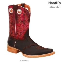 BA4001 Chedron Botas Vaqueras Rodeo Western Boots Nantlis
