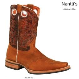 BA4001 Tan Botas Vaqueras Rodeo Western Boots Nantlis