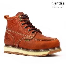 BA-612 light brown Botas de Trabajo Mayoreo Wholesale Work Boots Nantlis