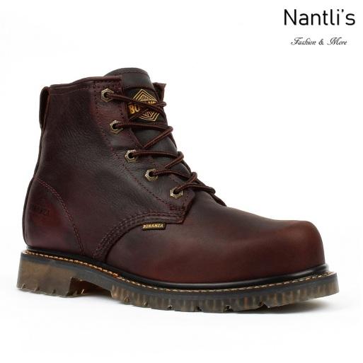 BA-616 brown Botas de Trabajo Mayoreo Wholesale Work Boots Nantlis