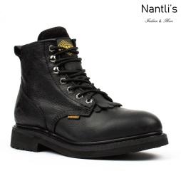 BA-617 black Botas de Trabajo Mayoreo Wholesale Work Boots Nantlis