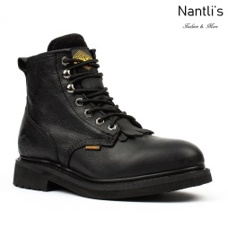 BA-617 black Botas de Trabajo Mayoreo Wholesale Work Boots Nantlis