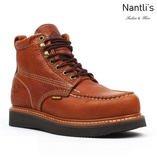 BA-630 light brown Botas de Trabajo Mayoreo Wholesale Work Boots Nantlis