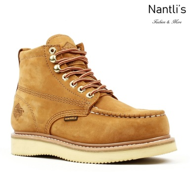 BA-630 tan Botas de Trabajo Mayoreo Wholesale Work Boots Nantlis