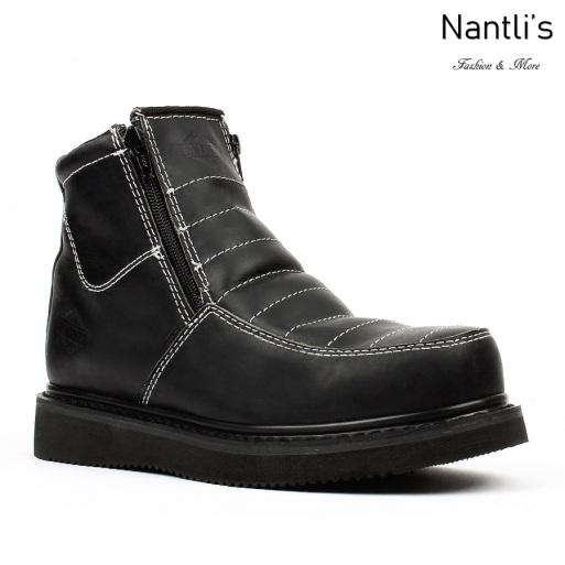 BA-655 black Botas de Trabajo Mayoreo Wholesale Work Boots Nantlis