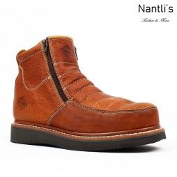 BA-655 light brown Botas de Trabajo Mayoreo Wholesale Work Boots Nantlis