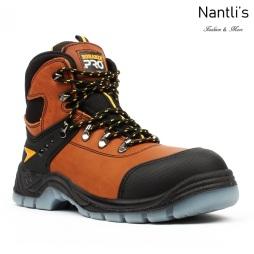 BA-680 brown Botas de Trabajo Mayoreo Wholesale Work Boots Nantlis