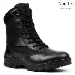 BA844 black Botas de Trabajo Mayoreo Wholesale Work Boots Nantlis
