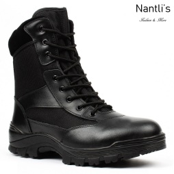 BA844 black Botas de Trabajo Mayoreo Wholesale Work Boots Nantlis