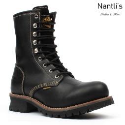 BA-901 black Botas de Trabajo Mayoreo Wholesale Work Boots Nantlis