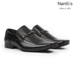 BE-A121 black Zapatos por Mayoreo Wholesale Mens shoes Nantlis Bonafini Shoes