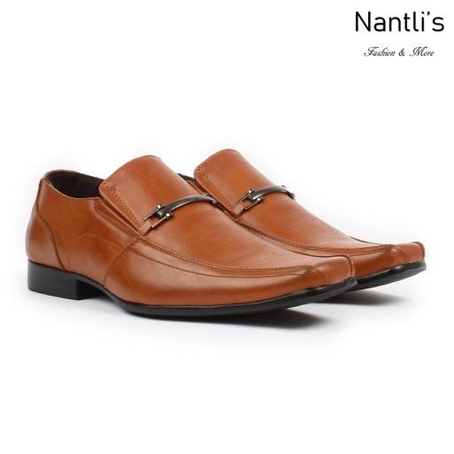 BE-A121 brown Zapatos por Mayoreo Wholesale Mens shoes Nantlis Bonafini Shoes