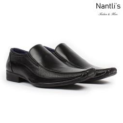 BE-A131 Black Zapatos por Mayoreo Wholesale Mens shoes Nantlis Bonafini Shoes