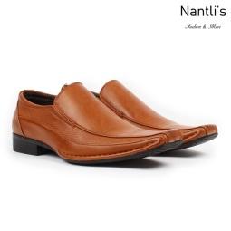 BE-A131 Brown Zapatos por Mayoreo Wholesale Mens shoes Nantlis Bonafini Shoes