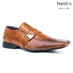 BE-A187 Brown Zapatos por Mayoreo Wholesale Mens shoes Nantlis Bonafini Shoes