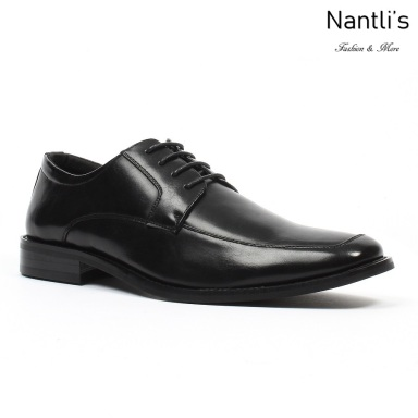 BE-C151 Black Zapatos por Mayoreo Wholesale Mens shoes Nantlis Bonafini Shoes