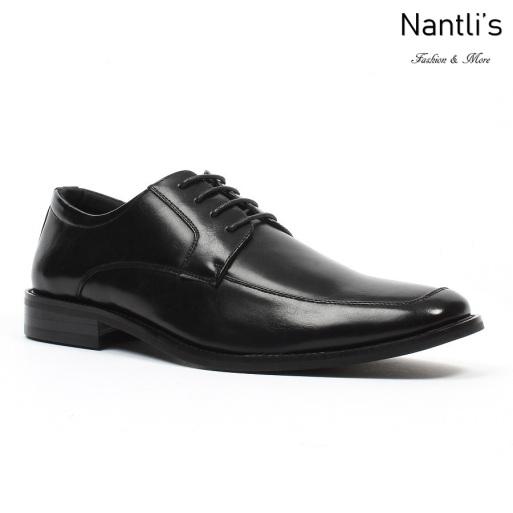 BE-C151 Black Zapatos por Mayoreo Wholesale Mens shoes Nantlis Bonafini Shoes