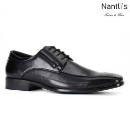 BE-C172 Black Zapatos por Mayoreo Wholesale Mens shoes Nantlis Bonafini Shoes