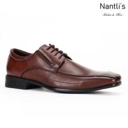 BE-C172 Brown Zapatos por Mayoreo Wholesale Mens shoes Nantlis Bonafini Shoes