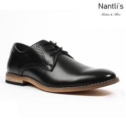 BE-C282 Black Zapatos por Mayoreo Wholesale Mens shoes Nantlis Bonafini Shoes