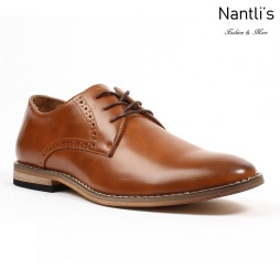 BE-C282 Cognac Zapatos por Mayoreo Wholesale Mens shoes Nantlis Bonafini Shoes