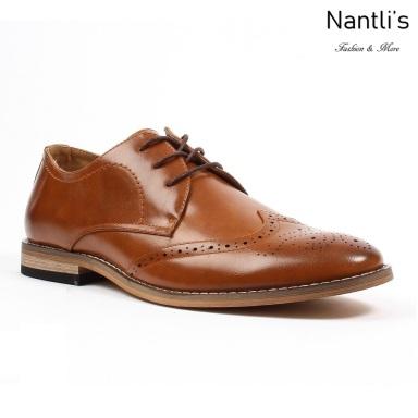 BE-C283 Cognac Zapatos por Mayoreo Wholesale Mens shoes Nantlis Bonafini Shoes