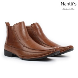 BE-D620 Walnut Zapatos por Mayoreo Wholesale Mens shoes Nantlis Bonafini Shoes