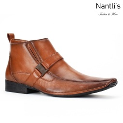 BE-D624 Cognac Zapatos por Mayoreo Wholesale Mens shoes Nantlis Bonafini Shoes