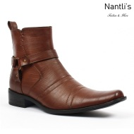BE-D700 Walnut Zapatos por Mayoreo Wholesale Mens shoes Nantlis Bonafini Shoes