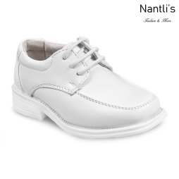 BE-i201 White Zapatos por Mayoreo Wholesale kids shoes Nantlis Bonafini Shoes