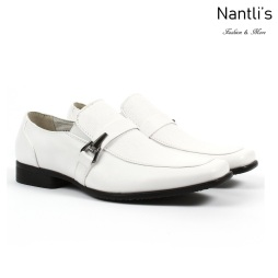 BE-j191 White Zapatos por Mayoreo Wholesale kids shoes Nantlis Bonafini Shoes