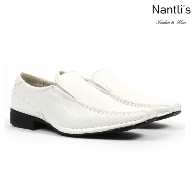 BE-j219 White Zapatos por Mayoreo Wholesale kids shoes Nantlis Bonafini Shoes