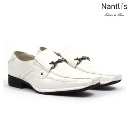 BE-j223 White Zapatos por Mayoreo Wholesale kids shoes Nantlis Bonafini Shoes