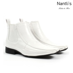 BE-j620 White Zapatos por Mayoreo Wholesale kids shoes Nantlis Bonafini Shoes