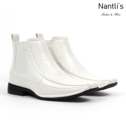 BE-K620 White Zapatos por Mayoreo Wholesale kids shoes Nantlis Bonafini Shoes