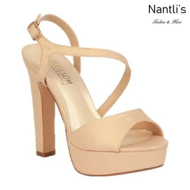 BL-Cecelia-11 Champagne Zapatos de Mujer Mayoreo Wholesale Women Heels Shoes Nantlis