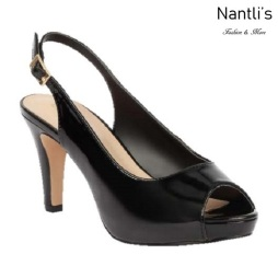 BL-Kenny-20 Black Zapatos de Mujer Mayoreo Wholesale Women Heels Shoes Nantlis