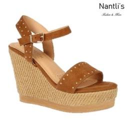 BL-Lana-11 Nude Zapatos de Mujer Mayoreo Wholesale Women Shoes Wedges Nantlis